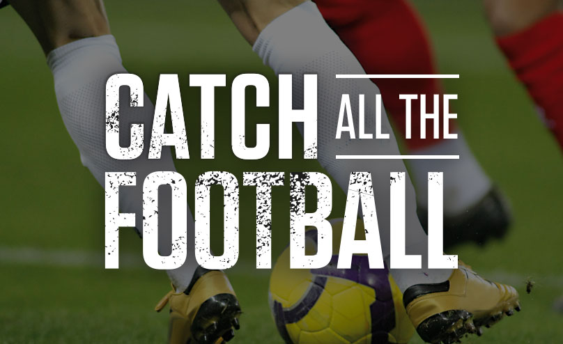 Watch Football at The Original Oak