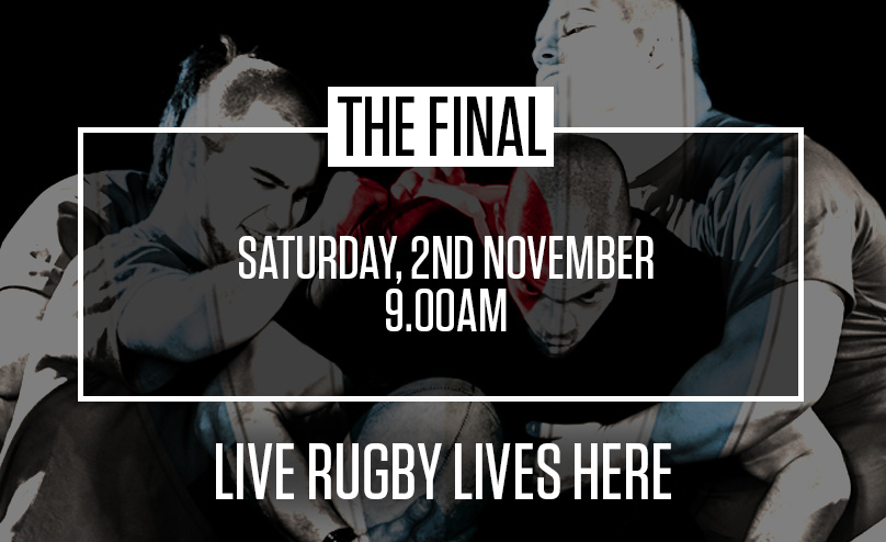 Live Rugby at The Original Oak