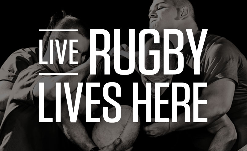Watch Rugby at The Original Oak
