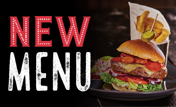 Discover our new menu