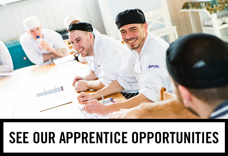Apprenticeships at The Original Oak