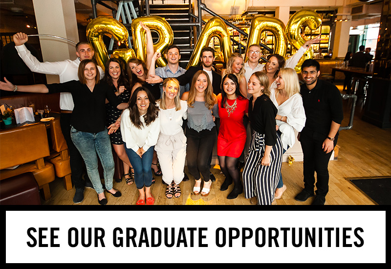 Graduate opportunities at The Original Oak