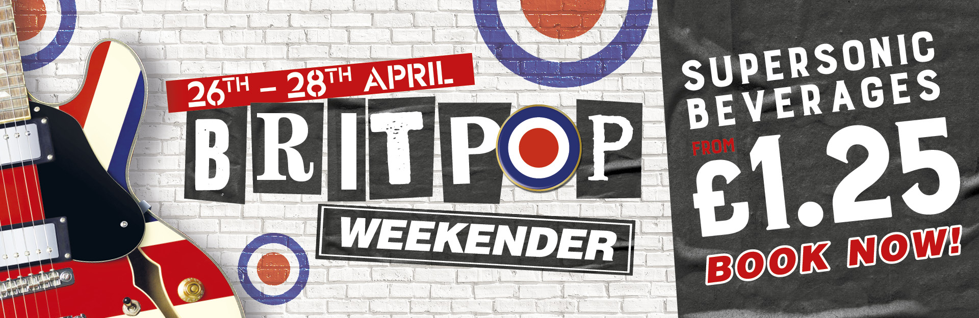 Britpop Weekender at The Original Oak