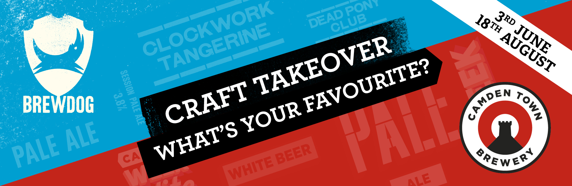 Craft Takeover at The Original Oak